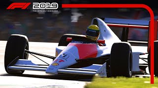 Trailer Legends Edition - Senna e Prost