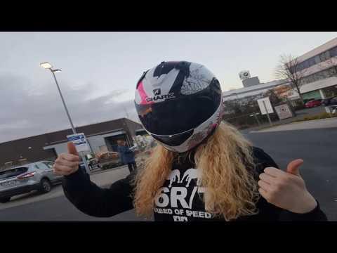 Ein Ausflug zu Louis Motorrad   /   Vlog 1
