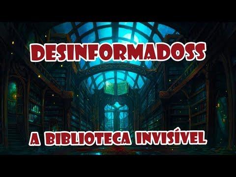 A Biblioteca Invisível - Resenha - T02E02