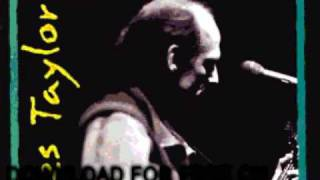 james taylor - Steamroller Blues - Live