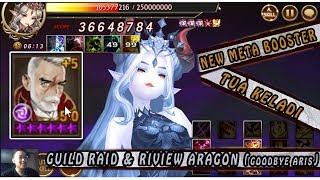 Seven Knights - REVIEW ARAGON I Guild Raid Vs Isabella (Level 5)