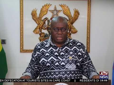 President Akufo-Addo to addresses nation on agreement - JoyNews Prime (5-4-18)
