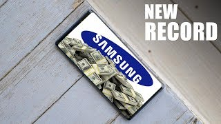 Samsung Made RECORD Profits!