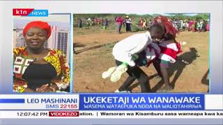 Moran wa Samburu wajiahidi kuepuka ndoa na wanawake waliokeketwa