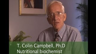 T. Colin Campbell - Hippocrates Health Institute
