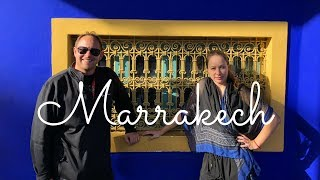 MARRAKECH MOROCCO - CITY TOUR - Travel Vlog