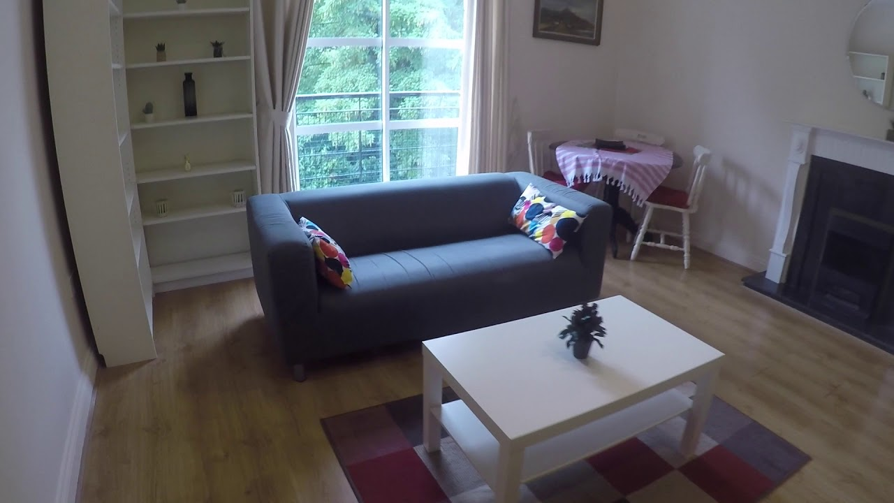 Charming 2-bedroom apartment for rent in Dublin's Old City