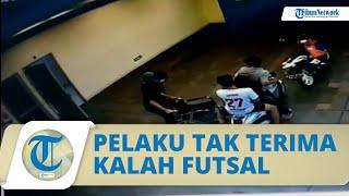 Gara-gara Kalah Futsal, Pemuda Ini Nekat Tusuk Pemain Lawannya, Pelaku Tak Mau Bayar Uang Taruhan