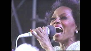Diana Ross - For One And For All (Live in Central Park 1983)