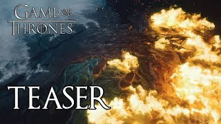 Game of Thrones Season 8 - Official Teaser | Dragonstone