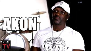 Akon on Growing Up in Senegal, Vlad Crying when He Visited Slave Island (Part 1)