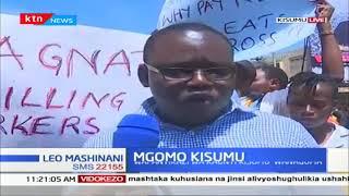 Wafanyikazi wa Kisumu walalamikia mishahara kucheleweshwa