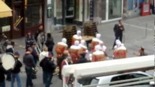 preview picture of video '(21/10/2012): Tournai - Gilles de Tournai défi CAP48'
