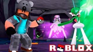 DIANCIE + MEGA GALLADE!!!!!! | Pokémon Brick Bronze [#50] | ROBLOX