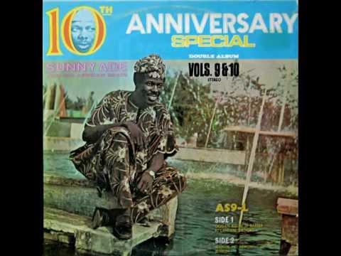 Sunny Ade & His African Beats 1973 – Vols.9 &10