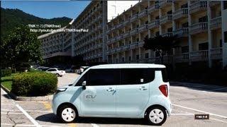 Kia Ray EV Test Drive