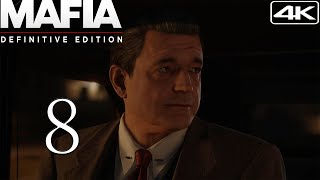 Mafia Definitive Edition  Walkthrough Gameplay With Mods pt8  Rich People 4K 60FPS Classic