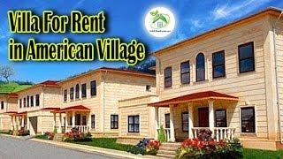 preview picture of video 'Villa For Rent in American Village in Erbil | فیلا للایجار فی قریه امریکی اربیل'
