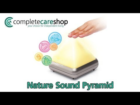 Nature Sound Pyramid Demo