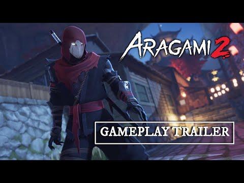 Trailer pour la date de sortie de Aragami 2