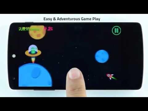 Video of Flappy Alien