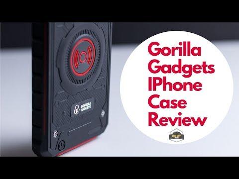 Gorilla Gadgets IPhone Case Review
