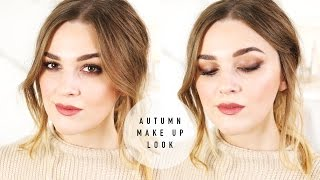 Autumn Smokey Make Up Using The Lorac Pro Palette | I Covet Thee