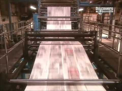 How it's made - Newspapers