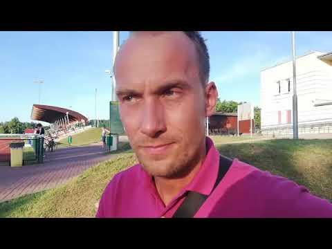 Rozmowa z Januszem Bucholcem po meczu w Lidzbarku Warmińskim