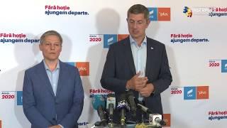Barna (USR): Cred că sunt şanse foarte mici ca o restructurare a Guvernului să treacă