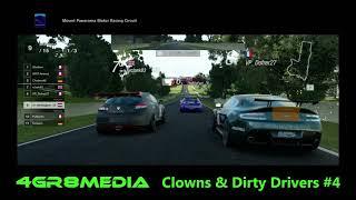 GT Sport Clowns #4 Dirty Drivers