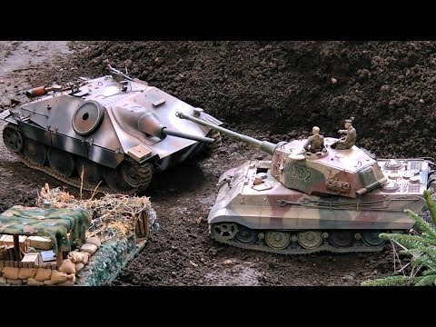 AMAZING RC SCALE MODEL MILITARY VEHICLES & OTHERS COLLECTION / Erlebniswelt Modellbau Erfurt 2016