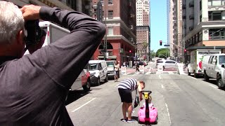"""John Free Goes Shooting """"What a Joy of Life"""" Street Photography Tips"""