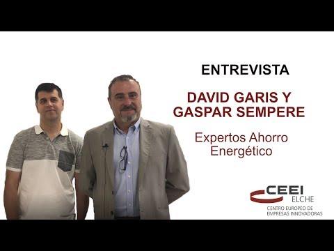 Entrevista David Garis y Gaspar Sempere, expertos en Ahorro Energético[;;;][;;;]