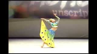 "Cady Mariano - Age 9 - ""Peacock by the Lake"" - Kid Chinese Dance - May 11, 2012"