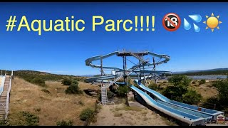 #17 -????☀️???? Sun, cicadas and fpv in an aquatic parc in south of France! (4K!) ????☀️????