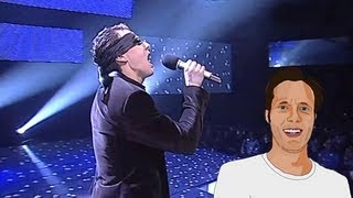 Love is blind - Donny Montell (Lithuania) Eurovision Song Contest 2012 - review