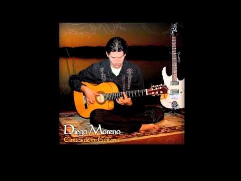 New Flamenco- Diego de Caceres -Gipsy dance