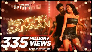 Psycho Saiyaan - Official Video Song