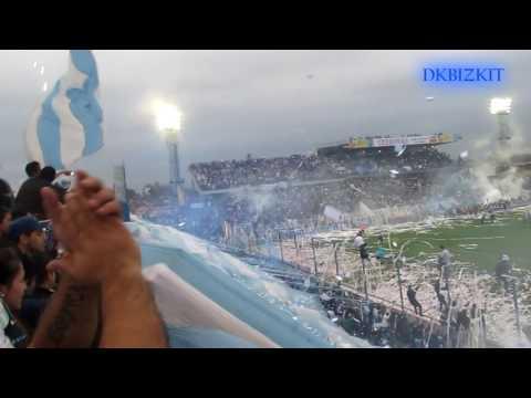 """""""Atlético Tucumán - Emocionante Recibimiento (Vs. Belgrano 08.05.2016)"""" Barra: La Inimitable • Club: Atlético Tucumán"""