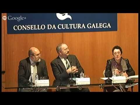 Primeira Sesión: POLÍTICAS CULTURAIS: Presentación da sesión