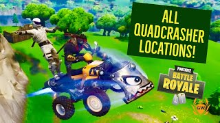 Fortnite Battle Royale Quadcrasher Spawn Locations 免费在线视频最