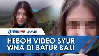 Heboh Video Syur Gadis Rusia di Tempat Umum di Bali, Berdurasi 3 Menit dan Diduga Sengaja Direkam