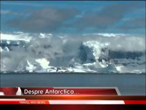 Despre Antarctica…
