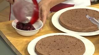 Çikolatalı Vişneli Pasta Tarifi
