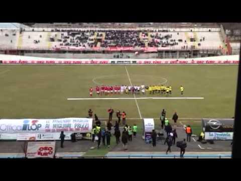 Varese – Modena in campo