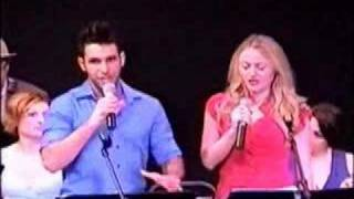 "David Perlman and Amy sing ""Betty White"""