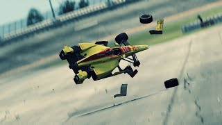 Project CARS 2 CRASHES #1