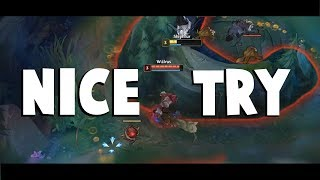 WATCH SHIPHTUR GET READ BY TRUNDLE LIKE A BOOK... | Funny LoL Series #317