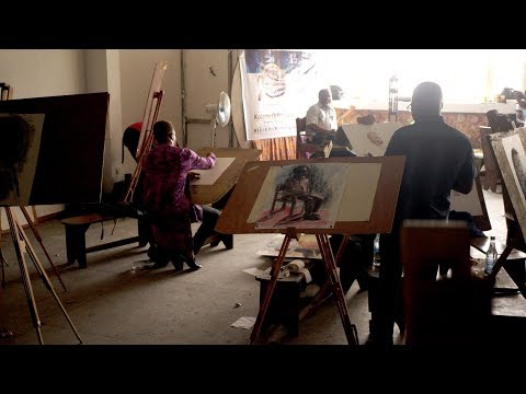 BABA OSHINOWO  @ 70 - LIFE DRAWING SESSION